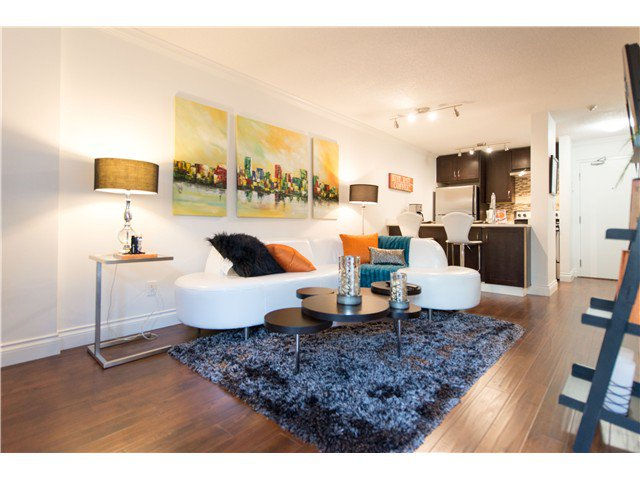 Main Photo: 414 1040 PACIFIC Street in VANCOUVER: West End VW Condo for sale (Vancouver West)  : MLS®# V1053599