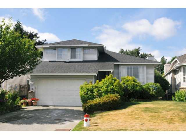 Main Photo: 19650 MAPLE PL in Pitt Meadows: Mid Meadows House for sale : MLS®# V1076497