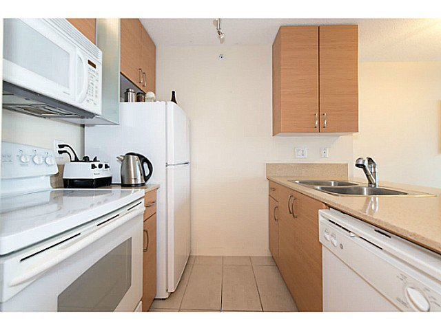 Main Photo: # 2308 909 MAINLAND ST in Vancouver: Yaletown Condo for sale (Vancouver West)  : MLS®# V1098506