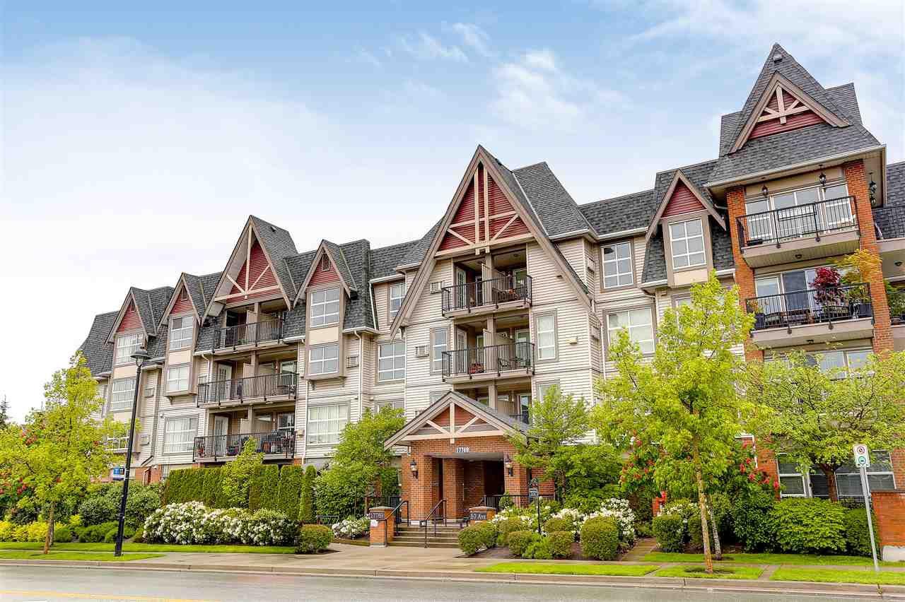 Main Photo: 216 17769 57 AVENUE in : Cloverdale BC Condo for sale : MLS®# R2164588