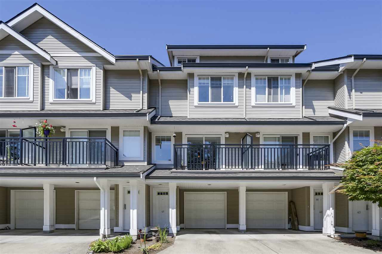Main Photo: 41 2927 Fremont Street in Port Coquitlam: Riverwood Multifamily for sale : MLS®# r2314411