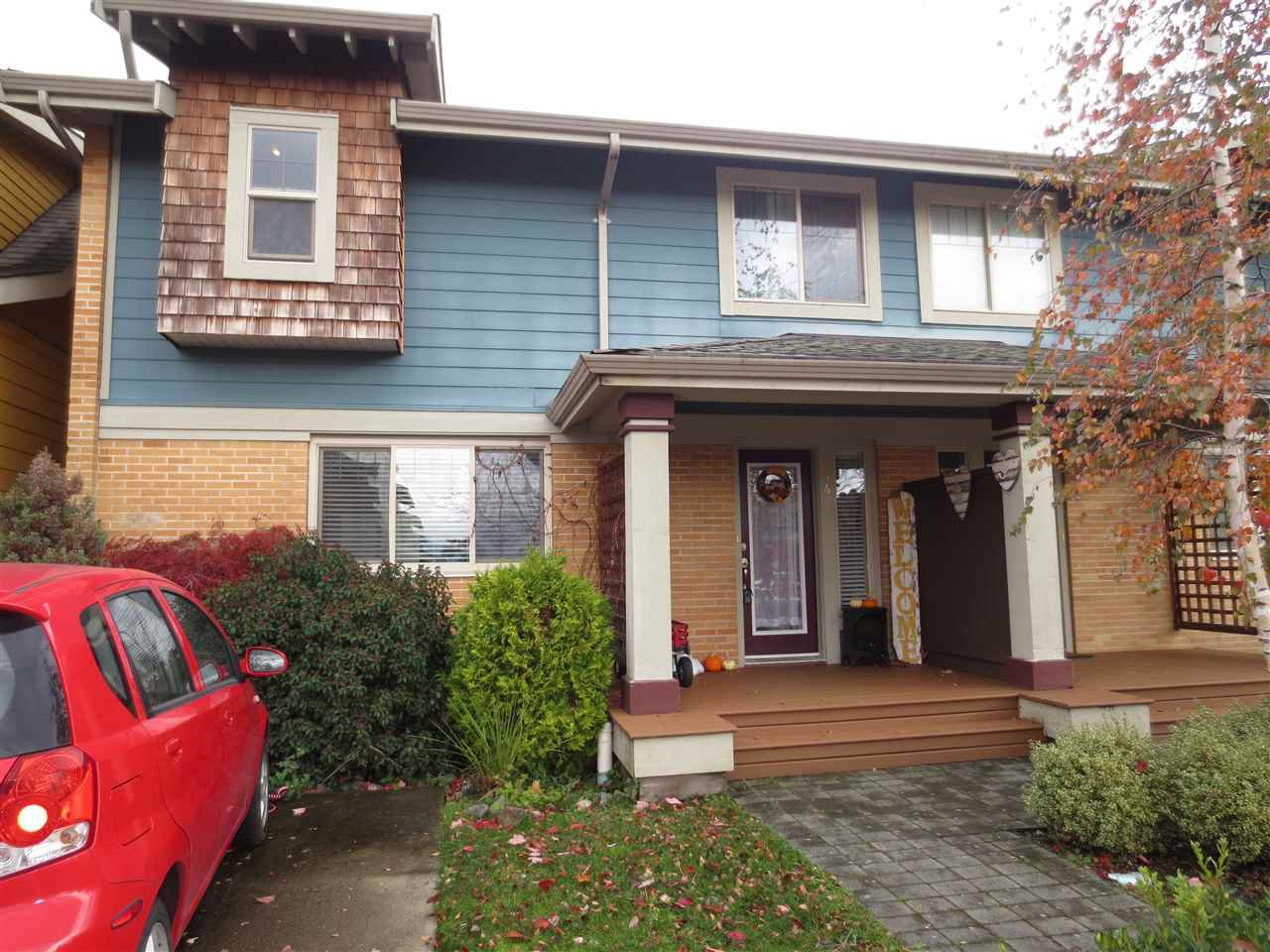 Main Photo: 44 5960 COWICHAN STREET in : Vedder S Watson-Promontory Townhouse for sale : MLS®# R2320660