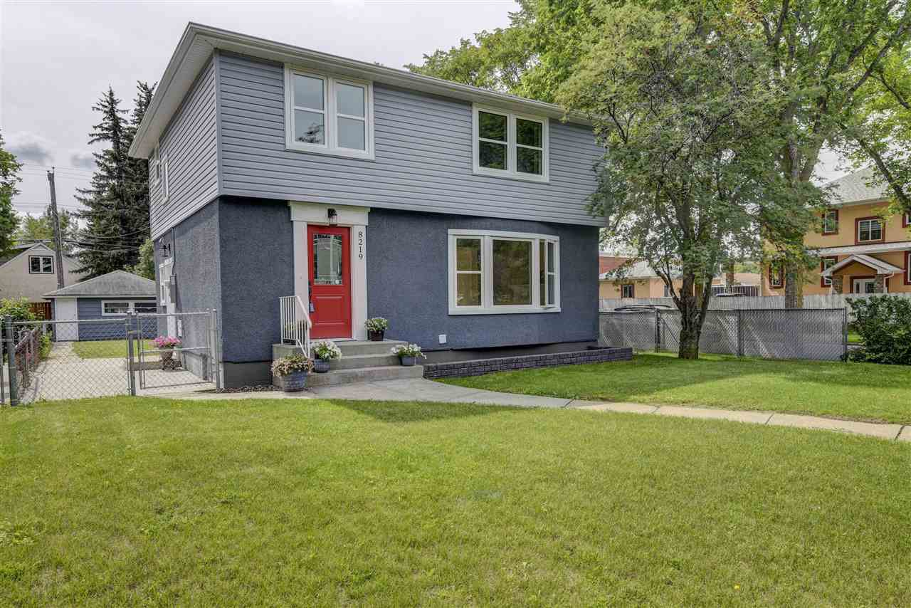 Main Photo: 8219 101 Avenue in Edmonton: Zone 19 House for sale : MLS®# E4168621