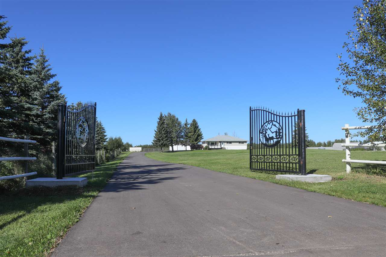 Main Photo: 53314 HWY 44: Rural Parkland County House for sale : MLS®# E4212684