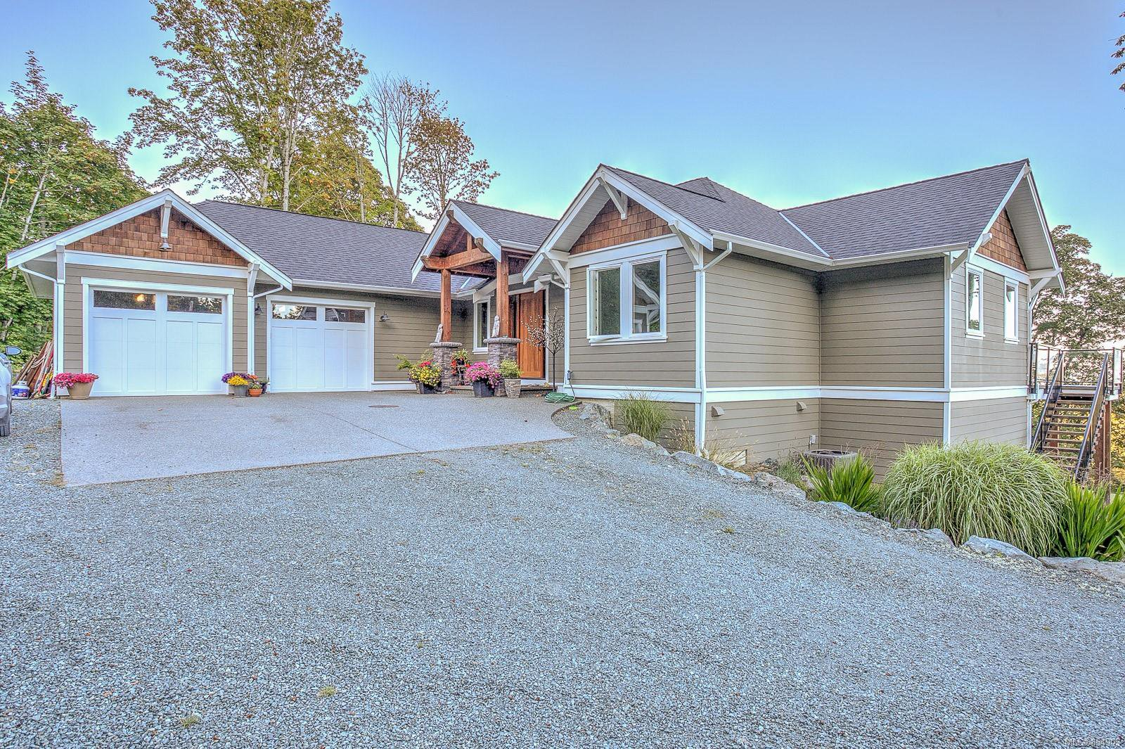 Main Photo: 1 3336 Moss Rd in : Du West Duncan Single Family Detached for sale (Duncan)  : MLS®# 854903