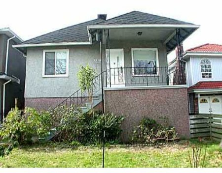 Main Photo: 4839 INVERNESS STREET: House for sale (Knight)  : MLS®# 384108