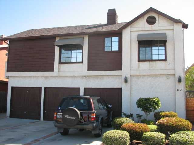 Main Photo: UNIVERSITY HEIGHTS Home for sale or rent : 1 bedrooms : 4665 Oregon #5 in San Diego