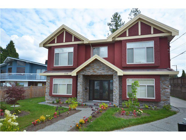 Main Photo: 7718 MAYFIELD ST in Burnaby: Burnaby Lake House for sale (Burnaby South)  : MLS®# V1025029