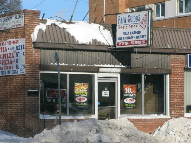 Main Photo: 789 Ellice Avenue in WINNIPEG: West End / Wolseley Industrial / Commercial / Investment for sale (West Winnipeg)  : MLS®# 1326477