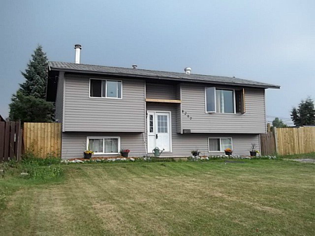 """Main Photo: 8207 96TH Avenue in Fort St. John: Fort St. John - City SE House for sale in """"NORTH ANNEOFIELD"""" (Fort St. John (Zone 60))  : MLS®# N238240"""