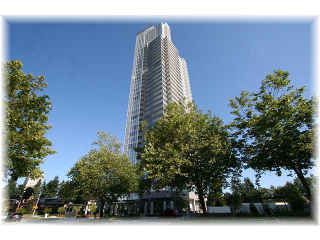 Main Photo: # 3602 4880 BENNETT ST in Burnaby: Metrotown Condo for sale (Burnaby South)  : MLS®# V1127586