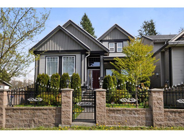 Main Photo: : House for sale : MLS®# f1437108