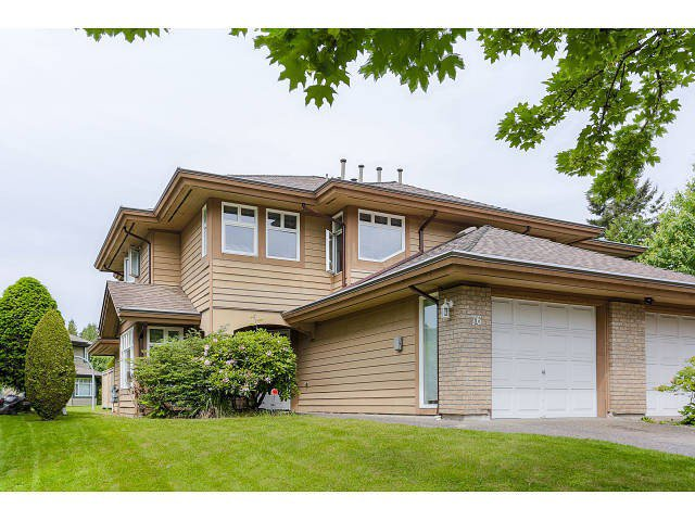 Main Photo: # 76 11737 236 ST in Maple Ridge: Cottonwood MR Townhouse for sale : MLS®# V1122782