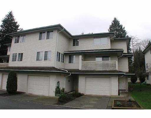"""Main Photo: 168 1386 LINCOLN DR in Port Coquiltam: Oxford Heights Townhouse for sale in """"MOUNTAIN PARK VILLAGE"""" (Port Coquitlam)  : MLS®# V554984"""
