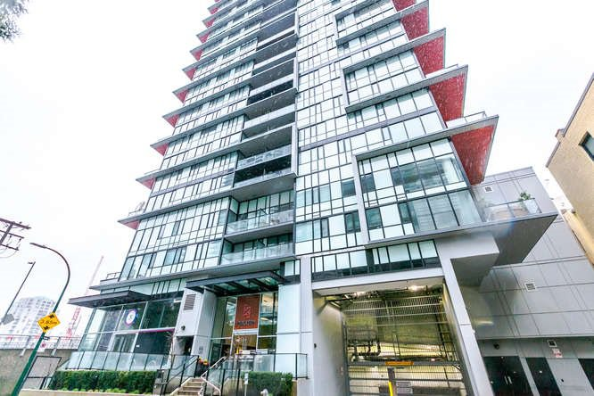 Main Photo: 501 1325 Rolston Street in Vancouver: Downtown VW Condo for sale (Vancouver West)  : MLS®# R2150561