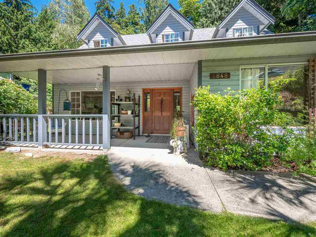 Main Photo: 5848 Marine Way in Sechelt: House for sale