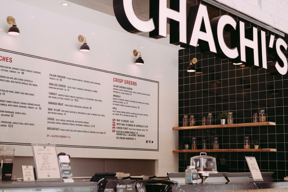 Chachi's Franchise for Sale in Major Calgary Shopping Mall | Listing #326 | robcampbell.ca
