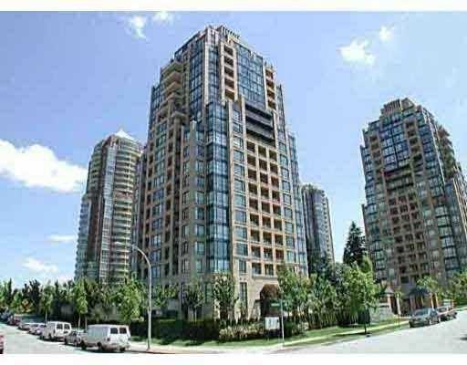 "Main Photo: 1603 7388 SANDBORNE AV in Burnaby: South Slope Condo for sale in ""MAYFAIR PLACE"" (Burnaby South)  : MLS®# V556794"