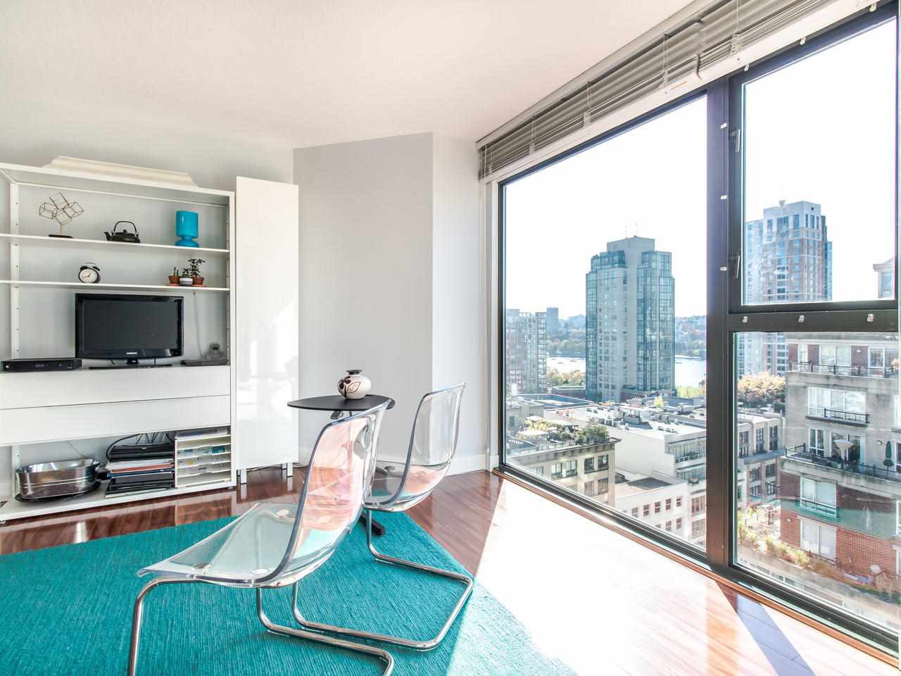 """Main Photo: 1303 1155 HOMER Street in Vancouver: Yaletown Condo for sale in """"City Crest"""" (Vancouver West)  : MLS®# R2412766"""