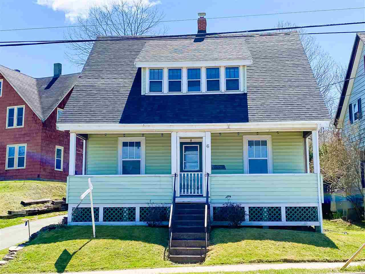 Main Photo: 6 PARK Street in Kentville: 404-Kings County Residential for sale (Annapolis Valley)  : MLS®# 202003791