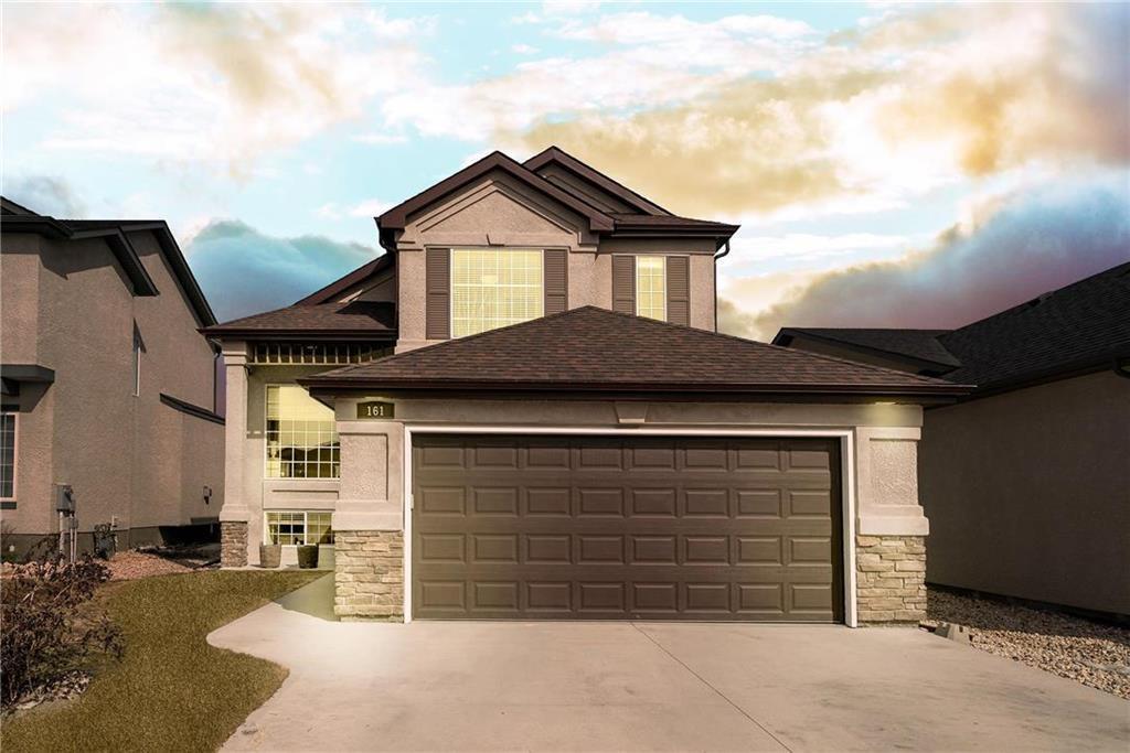 Main Photo: 161 Purple Sage Crescent in Winnipeg: Sage Creek Residential for sale (2K)  : MLS®# 202006702