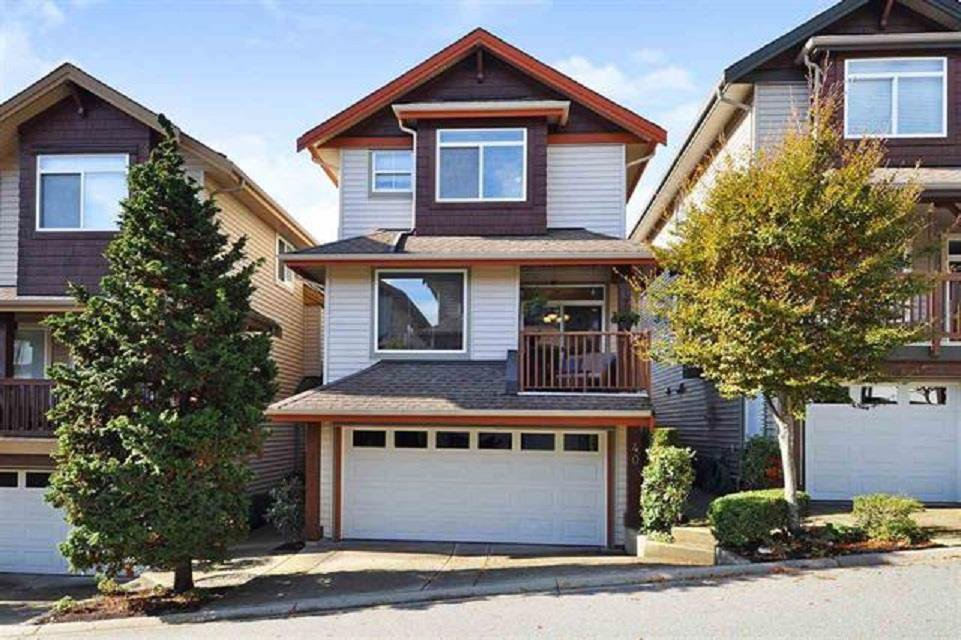 Main Photo: 40 2381 ARGUE Street in Port Coquitlam: Citadel PQ Townhouse for sale : MLS®# R2454029