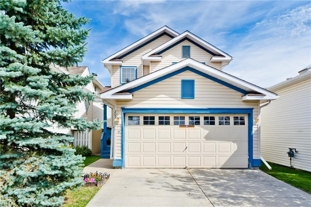 Main Photo: 203 CORAL SPRINGS Circle NE in Calgary: Coral Springs Detached for sale : MLS®# C4301307