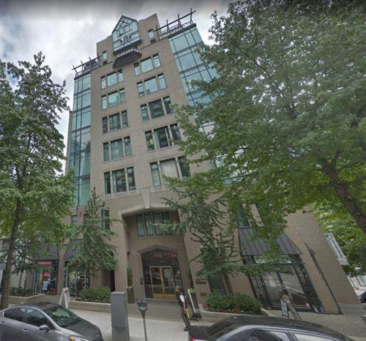 Main Photo: 801 1080 Howe Street in Vancouver: Downtown VW Office  (Vancouver West)