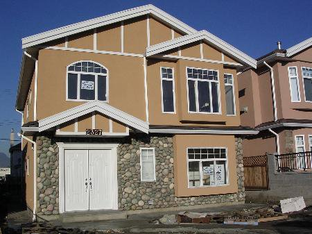 Main Photo: 2327 33rd Ave Van: House for sale (Collingwood VE)  : MLS®# exclusive
