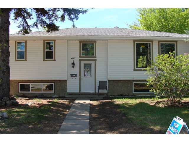Main Photo: 4715 MEMORIAL Drive SE in CALGARY: Forest Heights Residential Detached Single Family for sale (Calgary)  : MLS®# C3572024