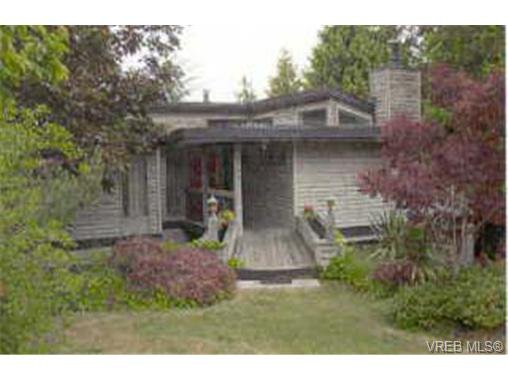 Main Photo: 4675 Deerwood Terr in VICTORIA: SE Broadmead House for sale (Saanich East)  : MLS®# 263350