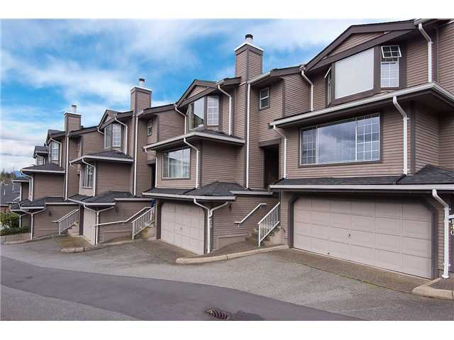 Main Photo: 139 1140 Castle Crescent in Port Coquitlam: Townhouse for sale : MLS®# V1111691