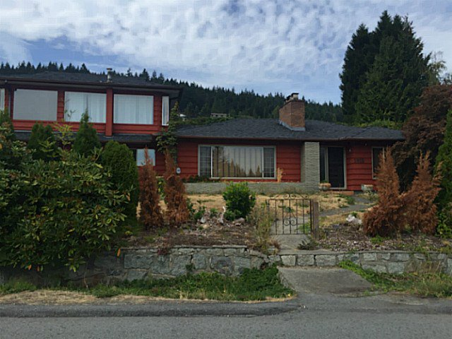 Main Photo: 1015 GREENWOOD RD in West Vancouver: British Properties House for sale : MLS®# V1140695