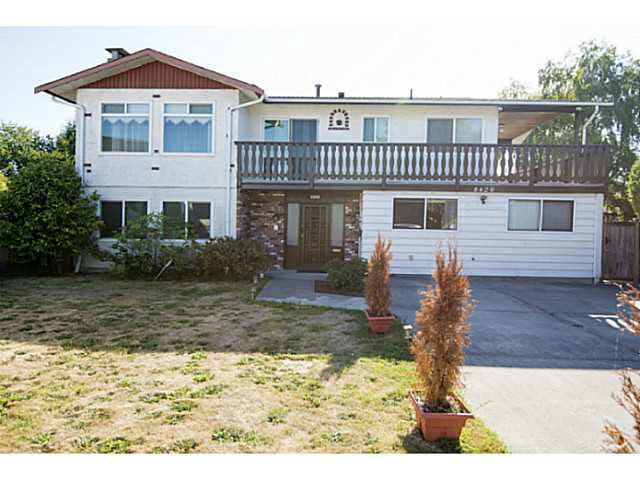 Main Photo: 8420 OSGOODE DRIVE in Richmond: Saunders House for sale : MLS®# V1139760