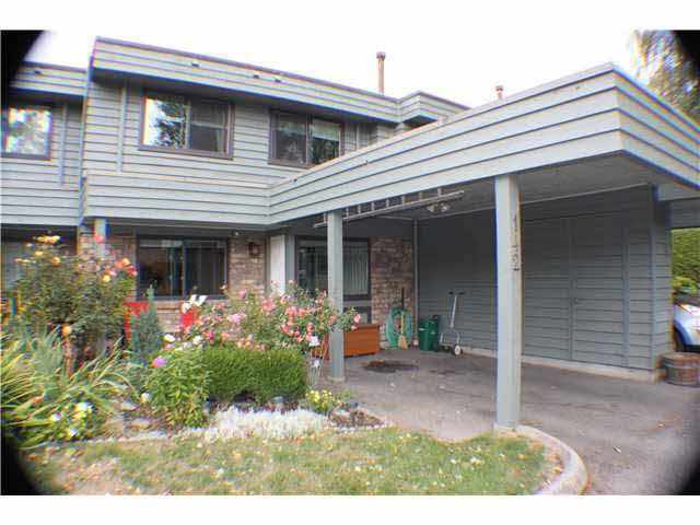 Main Photo: 142 3031 WILLIAMS ROAD in Richmond: Seafair Townhouse for sale : MLS®# V1141870