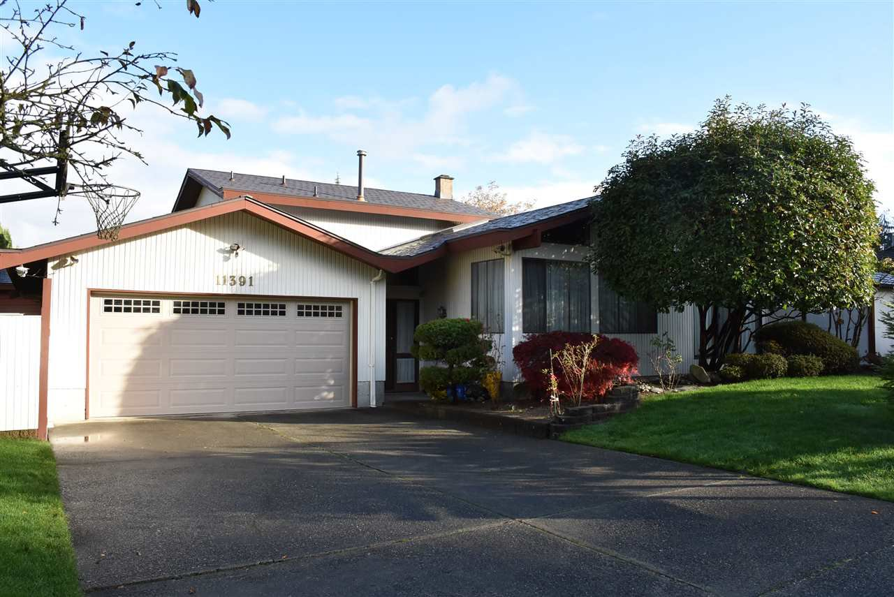 Main Photo: 11391 NORTHVIEW CRESCENT in Delta: Sunshine Hills Woods House for sale (N. Delta)  : MLS®# R2012230