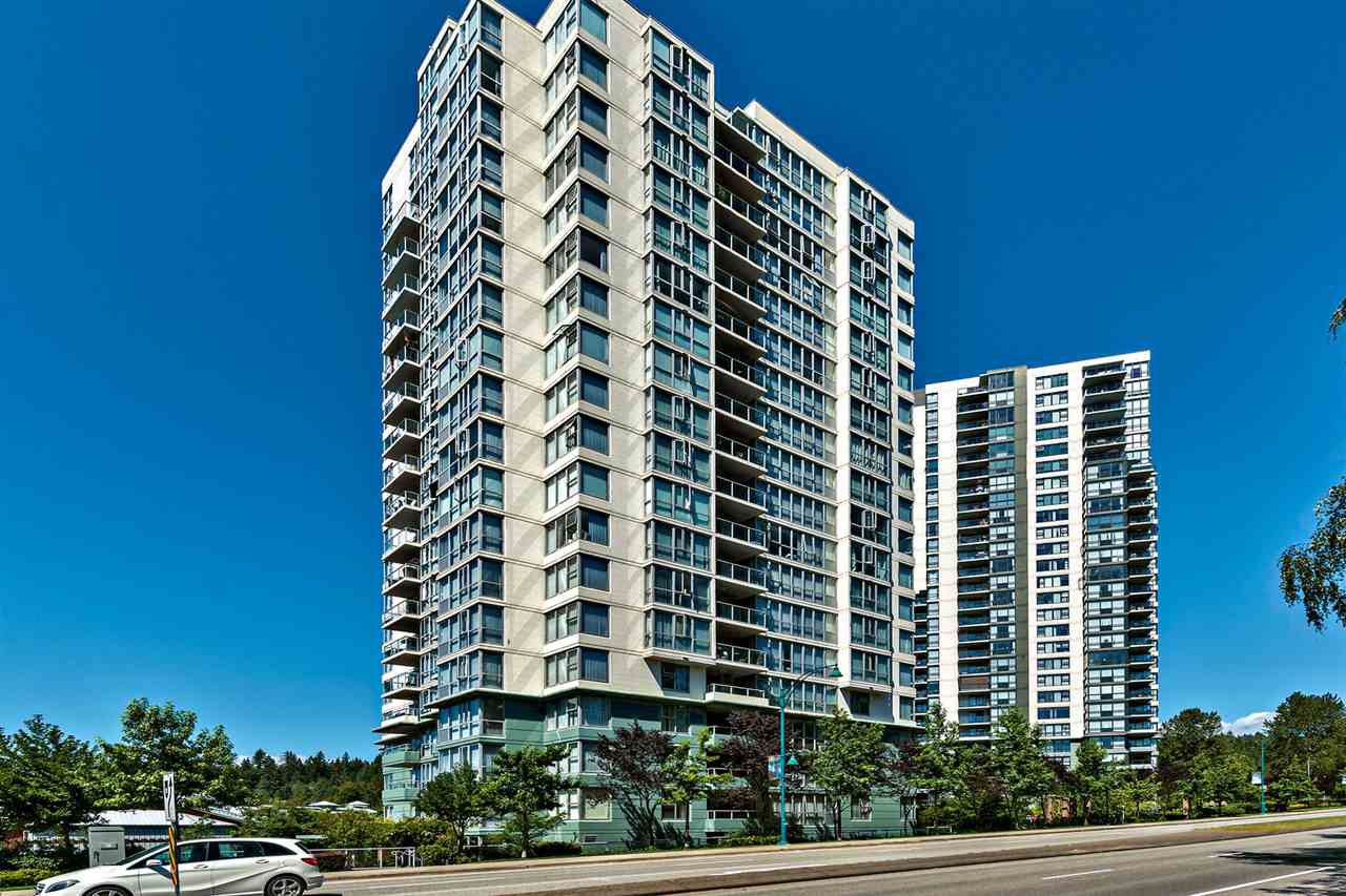 Main Photo: 1507 295 GUILDFORD WAY in Port Moody: North Shore Pt Moody Condo for sale : MLS®# R2101853