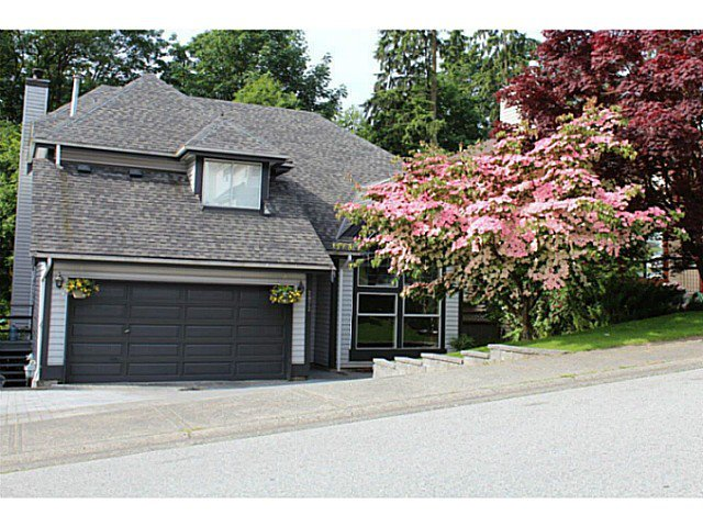 Main Photo: 2872 NASH DR in Coquitlam: Scott Creek House for sale : MLS®# V1026221