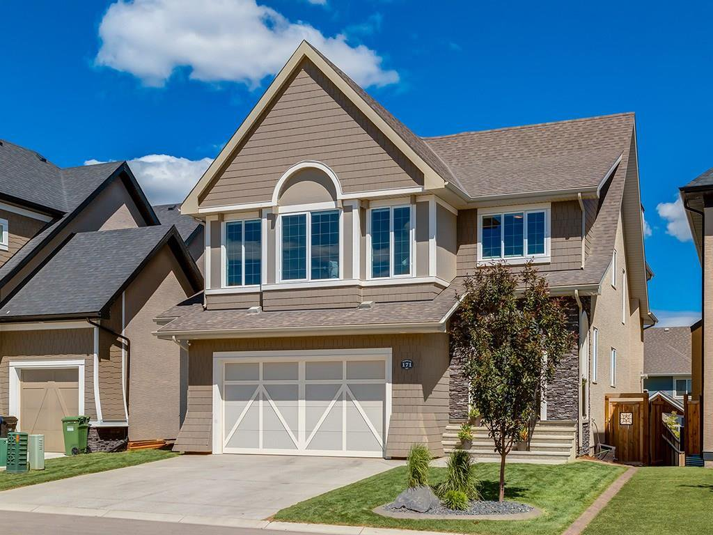 Main Photo: 171 MAHOGANY BA SE in Calgary: Mahogany House for sale : MLS®# C4190642
