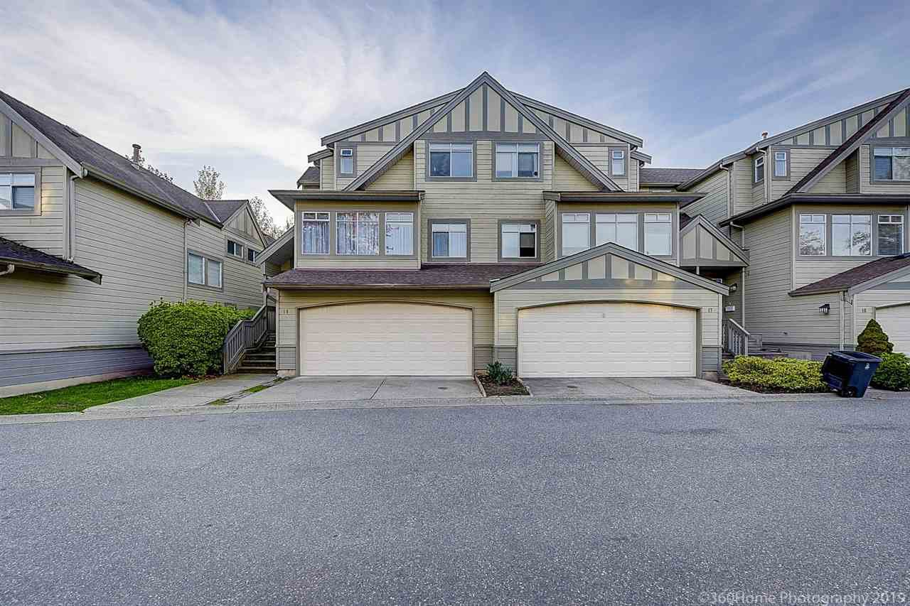Main Photo: 18 10238 155A Street in Surrey: Guildford Townhouse for sale (North Surrey)  : MLS®# R2411178