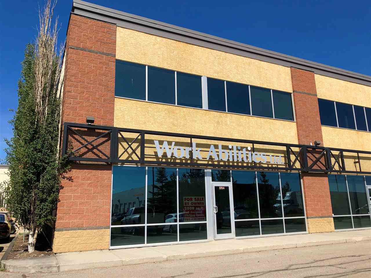 Main Photo: 5704 72 Street in Edmonton: Zone 41 Office for sale or lease : MLS®# E4185499