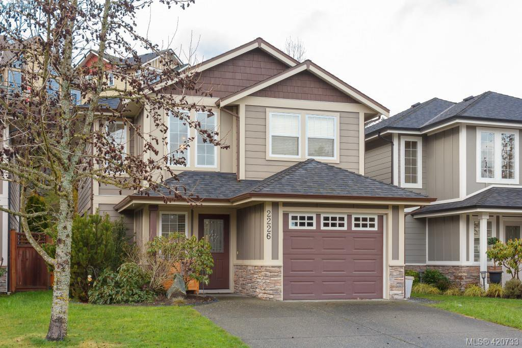 Main Photo: 2226 Goldeneye Way in VICTORIA: La Bear Mountain Single Family Detached for sale (Langford)  : MLS®# 832715