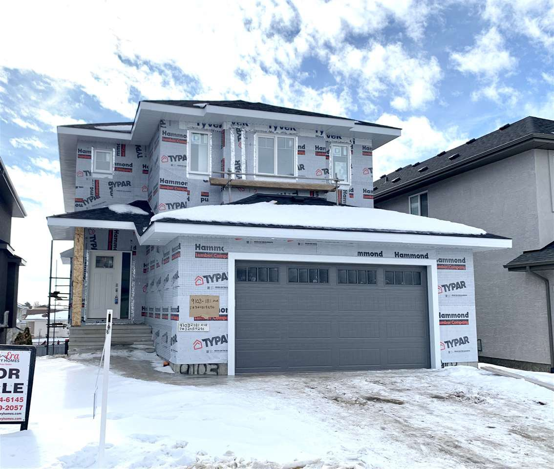 Main Photo: 9103 181 Avenue in Edmonton: Zone 28 House for sale : MLS®# E4187657