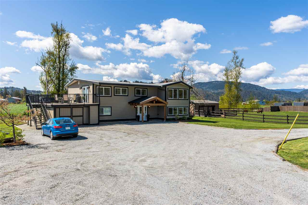 Main Photo: 9119 SYLVESTER ROAD in : Dewdney Deroche House for sale : MLS®# R2361201