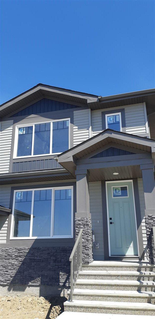 Main Photo:  in Edmonton: Zone 53 House Half Duplex for sale : MLS®# E4202694