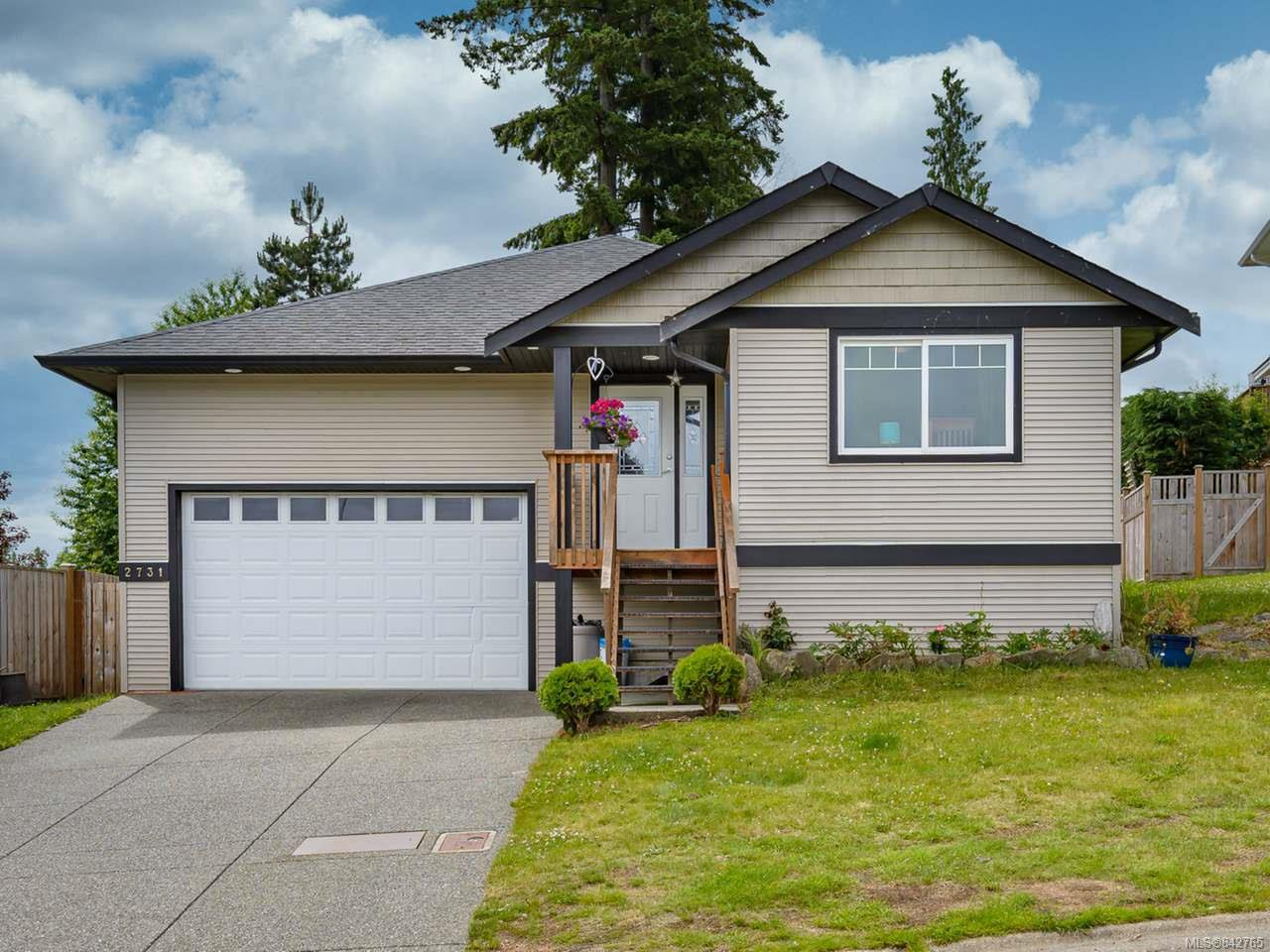 Main Photo: 2731 Rydal Ave in CUMBERLAND: CV Cumberland Single Family Detached for sale (Comox Valley)  : MLS®# 842765