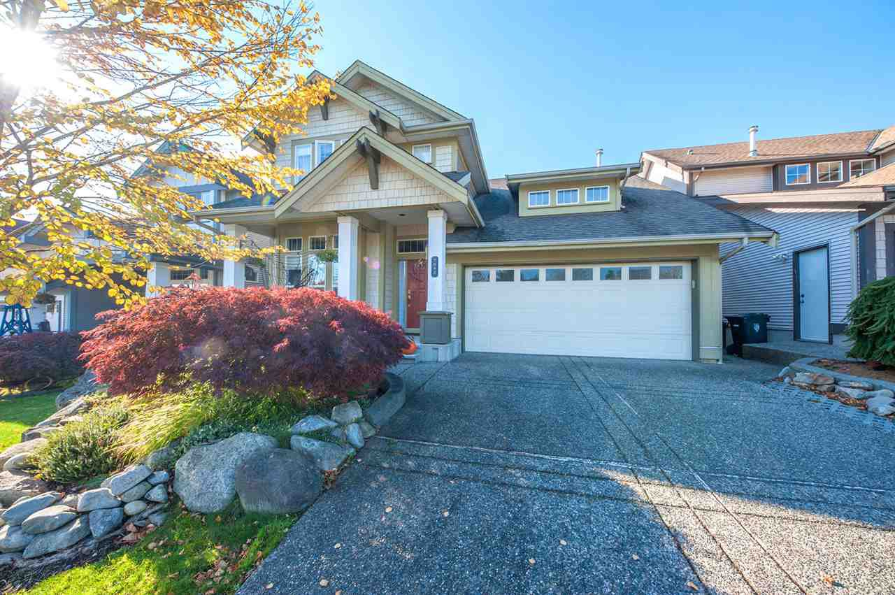 "Main Photo: 7043 201 Street in Langley: Willoughby Heights House for sale in ""JEFFRIES BROOK"" : MLS®# R2517755"