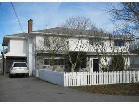 Main Photo: 3671 Barmond Ave: House for sale (Seafair)  : MLS®# V866297