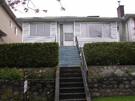 Main Photo: 2945 E 7th Ave Vancouver: House for sale (Renfrew VE)