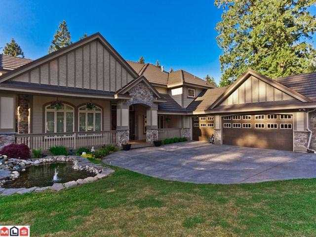 Main Photo: 14021 34A Avenue in Surrey: Elgin Chantrell House for sale (South Surrey White Rock)  : MLS®# F1212139